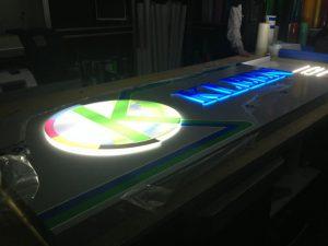 LED Internal Illumination